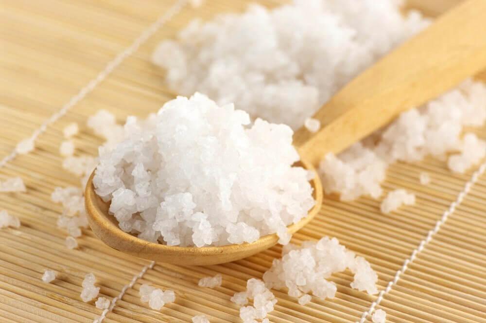 les sels d'epsom pour lutter contre le gonflement des pieds
