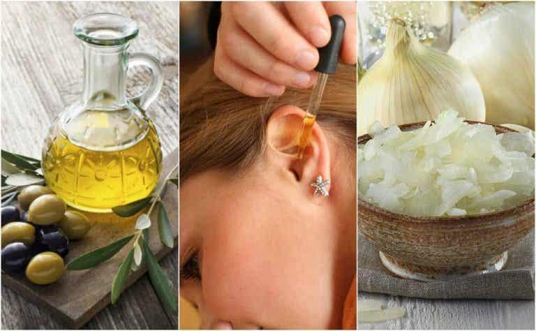 Remèdes naturels contre les douleurs aux oreilles