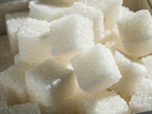 confiture de lait à base de sucre raffiné