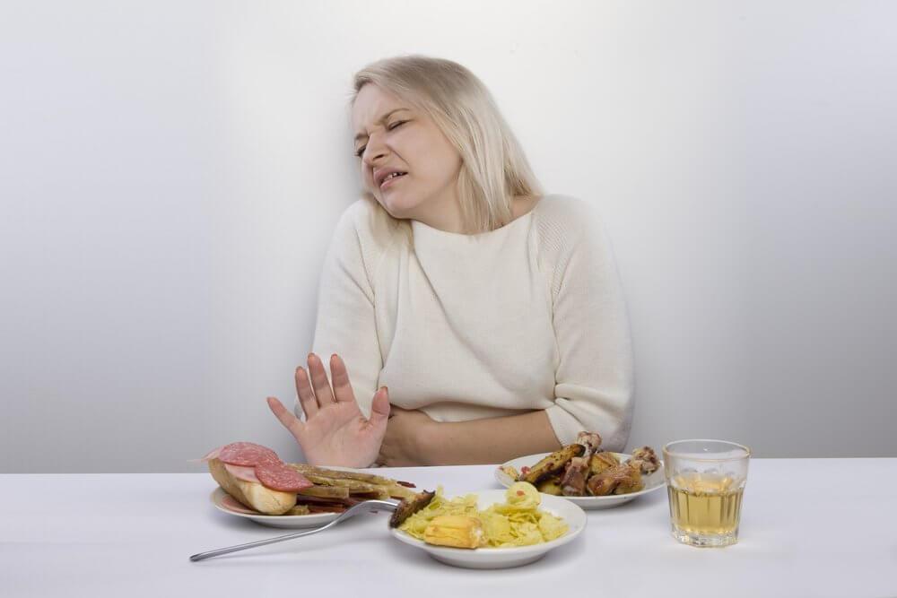 symptômes alarmants des gaz intestinaux