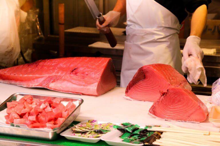 6 types de poissons à éviter : thon rouge
