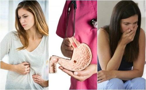 10 symptômes qui alertent d'un ulcère gastrique