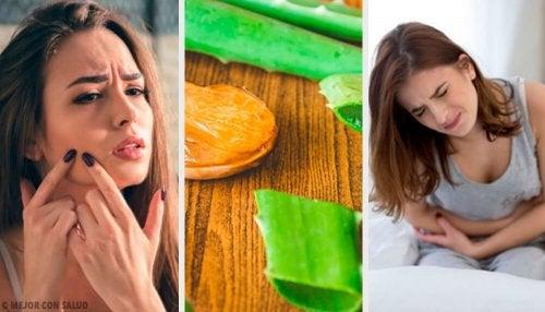 6 façons d'utiliser l'aloe vera pour améliorer votre santé