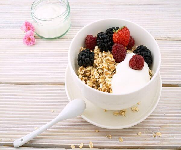 le yaourt pour la flore intestinale
