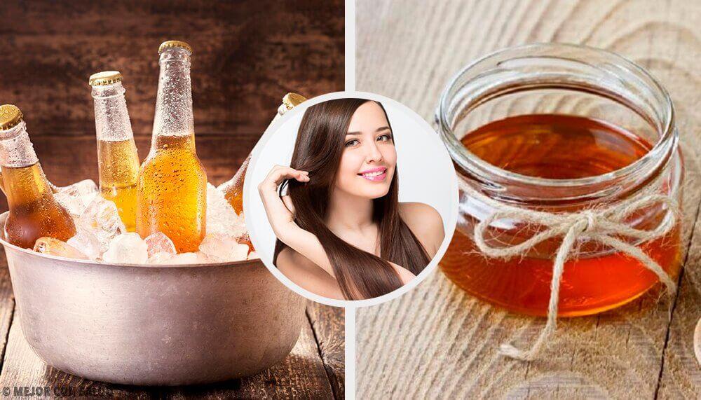 7 traitements maison pour lutter contre les cheveux qui gonflent