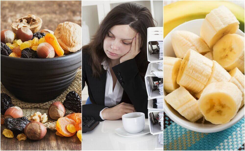 7 aliments délicieux pour prévenir la fatigue matinale