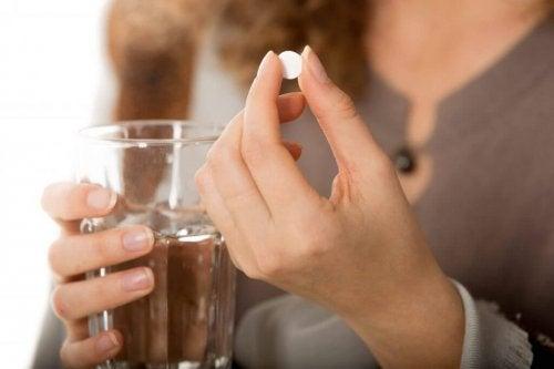 Les médicaments et l'asthme.