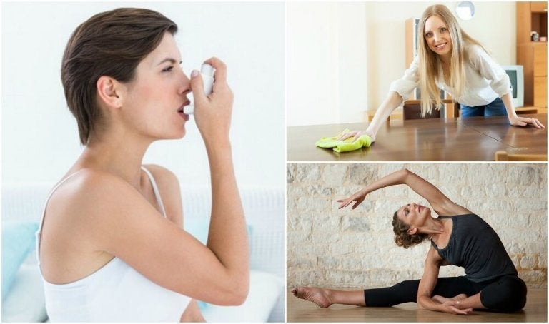 8 conseils pour le traitement et le contrôle de l'asthme
