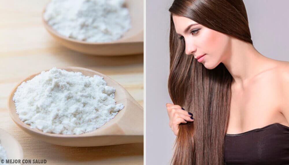 7 apports du bicarbonate de soude pour des cheveux sains
