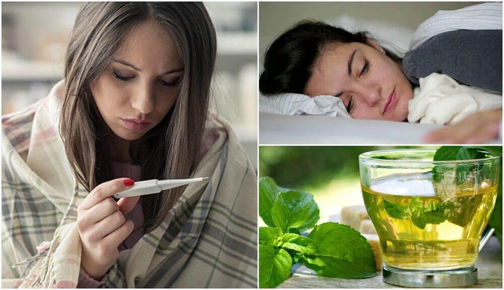 Comment faire baisser naturellement la fièvre à la maison ?