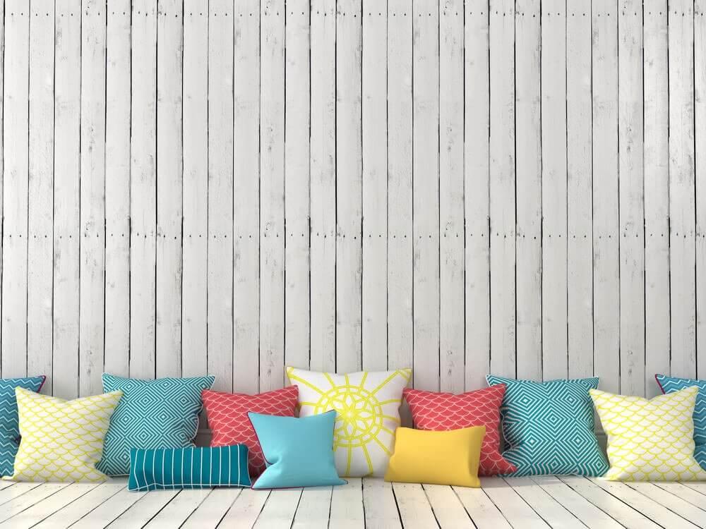 Fabriquez vos propres coussins décoratifs