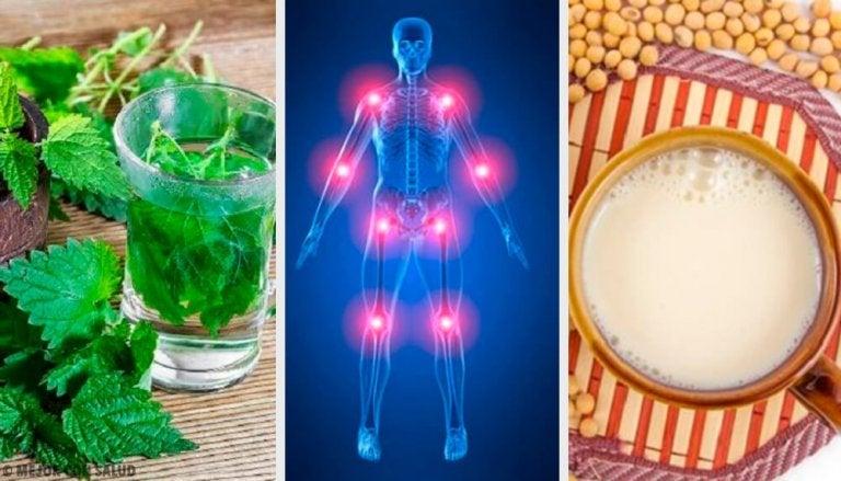 6 remèdes contre la douleur osseuse