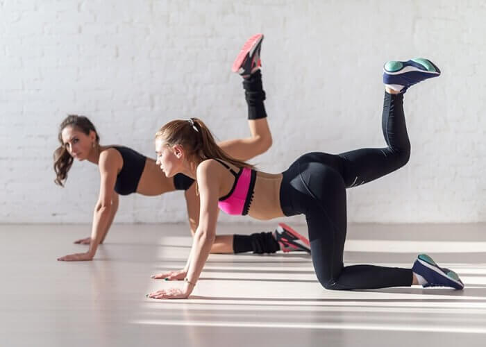 5 exercises to strengthen your gluteal muscles - step to health