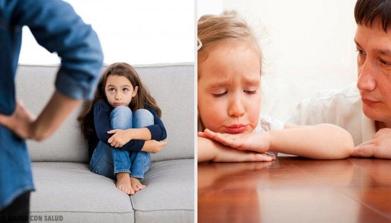 Que faire quand un enfant se comporte mal ?