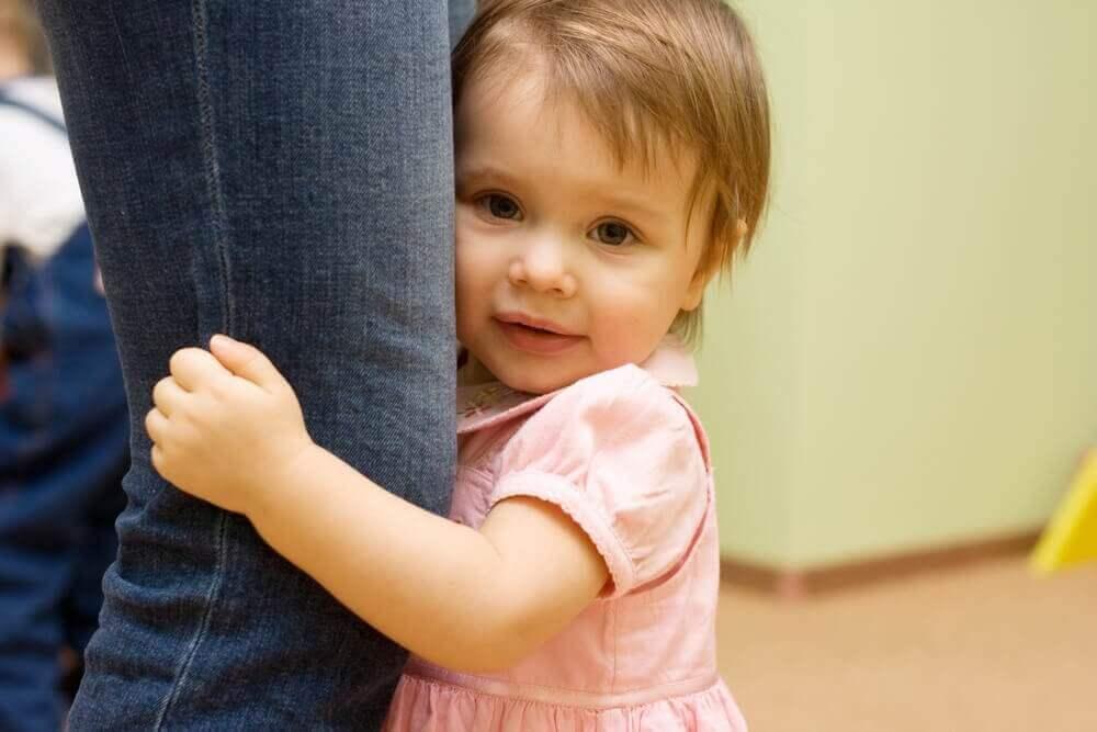 enfant ayant une mère narcissique