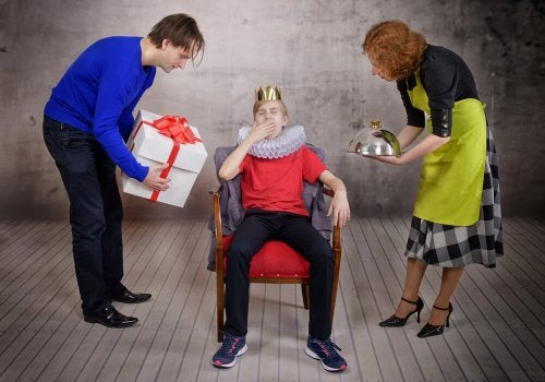 Sachez comment éviter le syndrome de l'enfant riche.