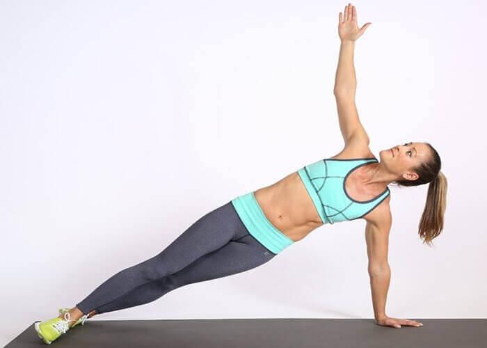 les exercices pour avoir des hanches fines