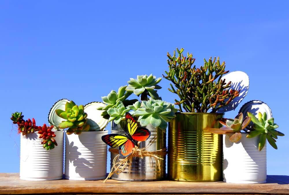 Comment fabriquer vos propres pots et jardinières