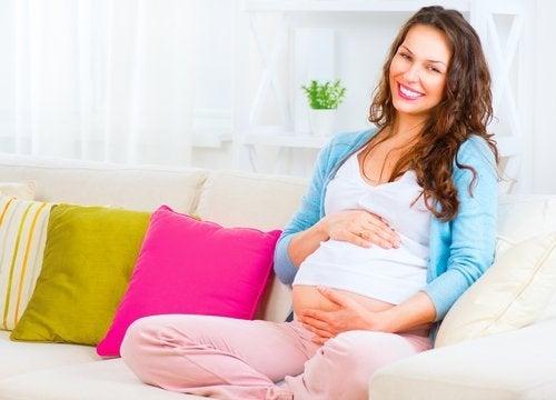 Prenez le temps de vous relaxer avec votre bébé.