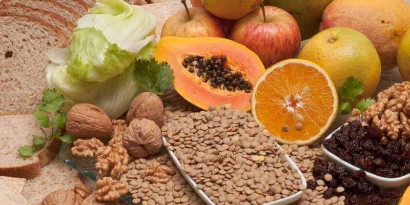 manger des fibres pour éviter les hémorroïdes