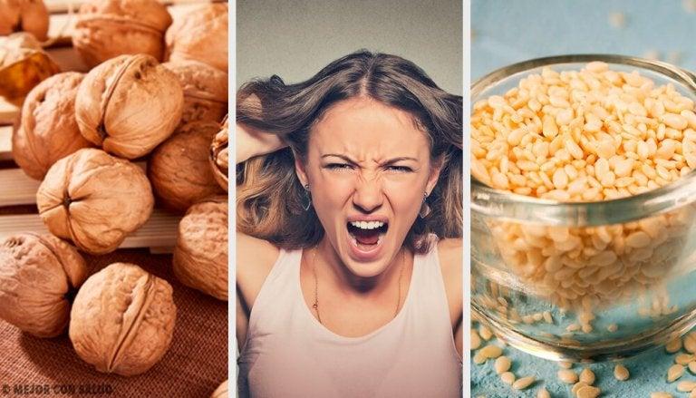 7 aliments qui améliorent votre humeur