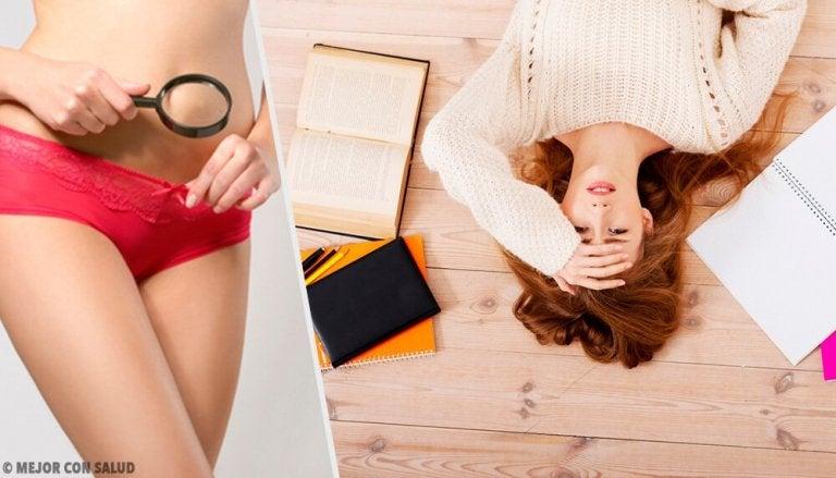 6 habitudes qui causent des infections vaginales à levures