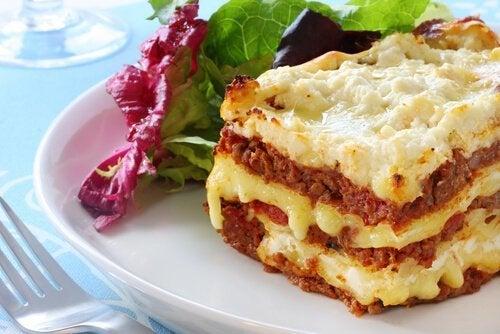2 façons simples de préparer des lasagnes