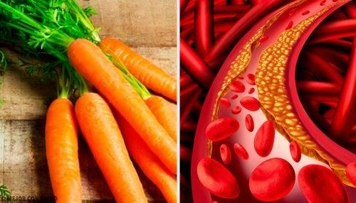 Procédés naturels et simples pour contrôler le cholestérol