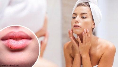 13 signes sur notre visage qui reflètent des maladies