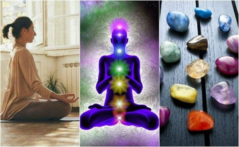 Les chakras : que sont-ils et à quoi servent-ils ?