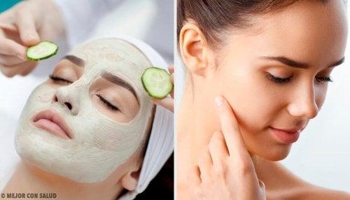 Comment préparer un merveilleux masque fait maison pour nettoyer les pores