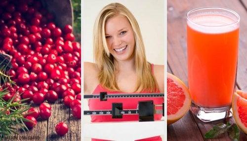 6 fruits qui vous aideront à perdre du poids facilement