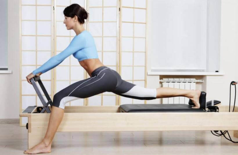 machine pour exercices de pilates