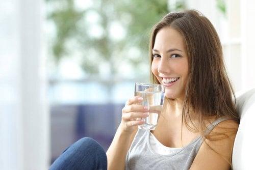 perdre du poids et rester hydraté