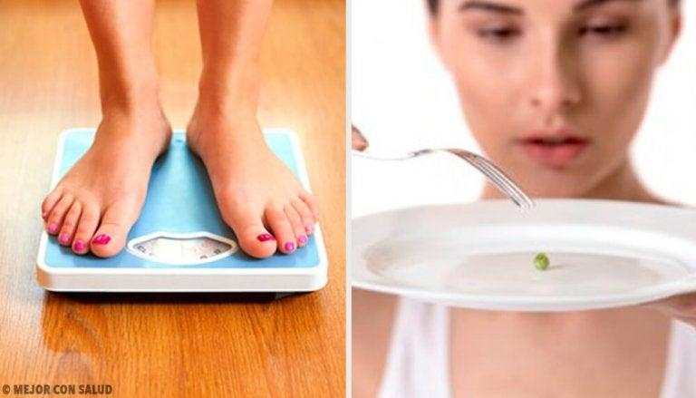 5 symptômes qui indiquent que vous devez manger plus pour perdre du poids