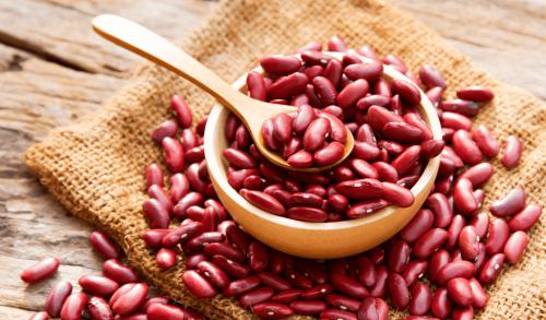 Les haricots comme légumes secs pour perdre du poids