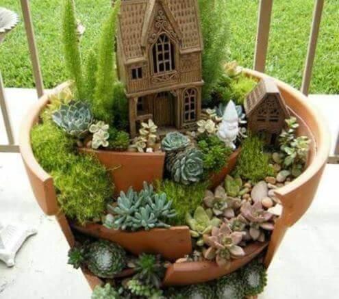 décorer vos pots