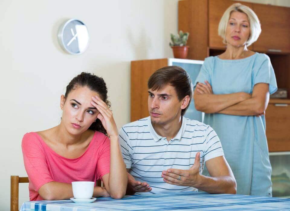 problème de la belle-mère