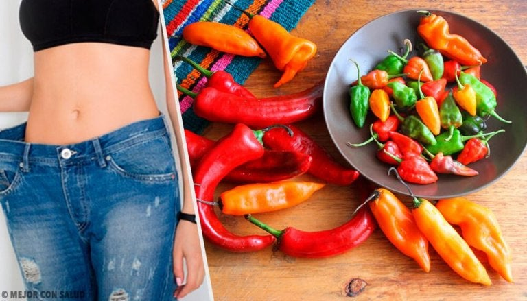 5 propriétés amincissantes du piment aji