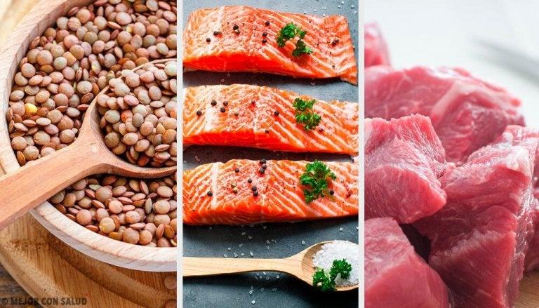 Les protéines maigres et leur contribution au régime alimentaire