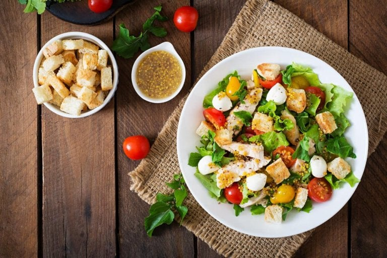 2 recettes de salade César originales