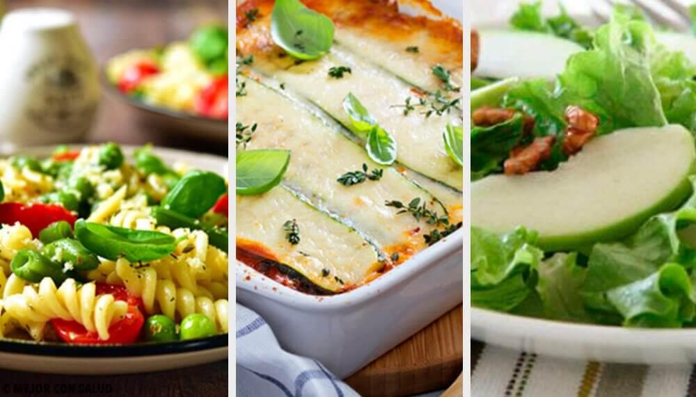 7 recettes délicieuses que vous pouvez inclure à votre régime