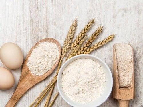 farine blanche à ne pas consommer en excès