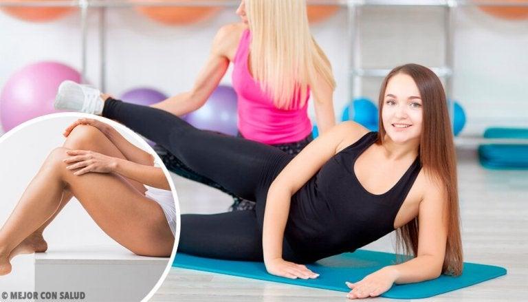 Routine d'exercices pour vous aider à affiner vos jambes rapidement