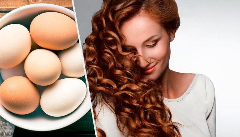 Comment utiliser les œufs pour des soins naturels de vos cheveux