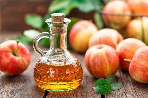 propriétés du vinaigre de cidre pour maigrir : potassium