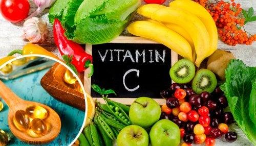 La vitamine C pour les cartilages endommagés