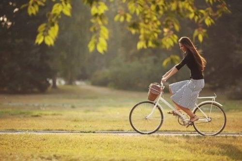 4 avantages de faire du vélo