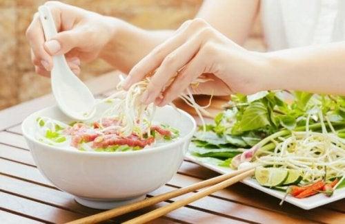 4 plats délicieux avec des graines germées