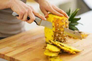 5 recettes à l'ananas pour traiter la constipation